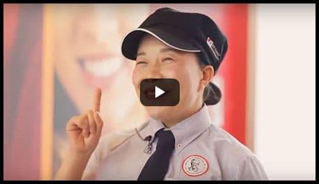 Kentucky Fried Chicken Part-Time Job Recruitment Website